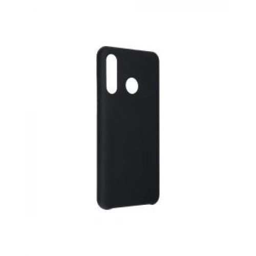 Гръб Forcell Silicone - Huawei P30 Lite Black
