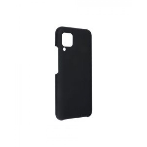 Гръб Forcell Silicone - Huawei P40 Lite Black