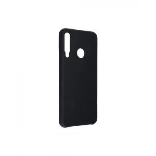 Гръб Forcell Silicone - Huawei P40 Lite E Black
