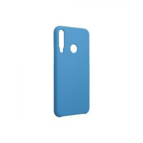 Гръб Forcell Silicone - Huawei P40 Lite E Blue
