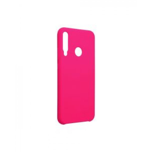 Гръб Forcell Silicone - Huawei P40 Lite E Pink
