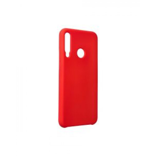 Гръб Forcell Silicone - Huawei P40 Lite E Red