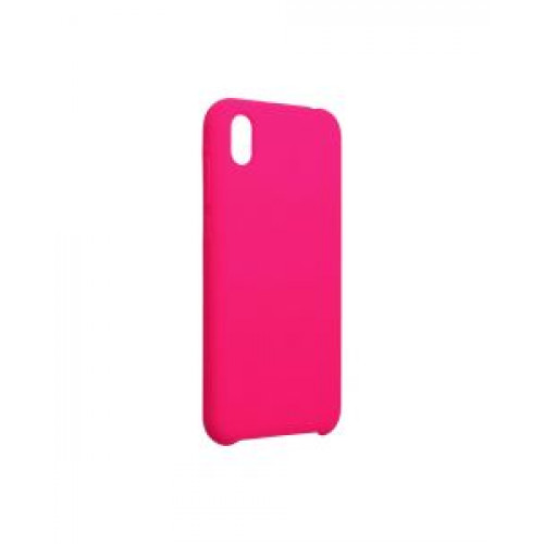 Гръб Forcell Silicone - Huawei Y5 Pink