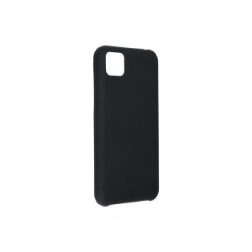 Гръб Forcell Silicone - Huawei Y5P Black