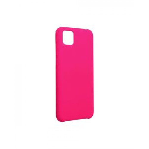 Гръб Forcell Silicone - Huawei Y5P Pink