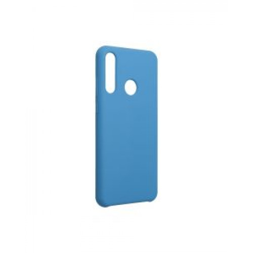Гръб Forcell Silicone - Huawei Y6P Blue