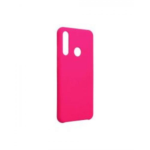Гръб Forcell Silicone - Huawei Y6P Pink