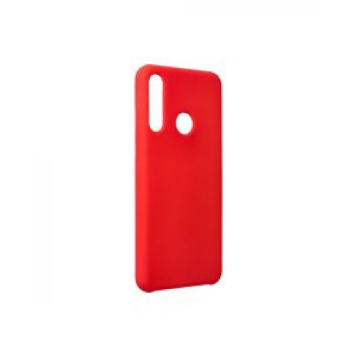 Гръб Forcell Silicone - Huawei Y6P Red