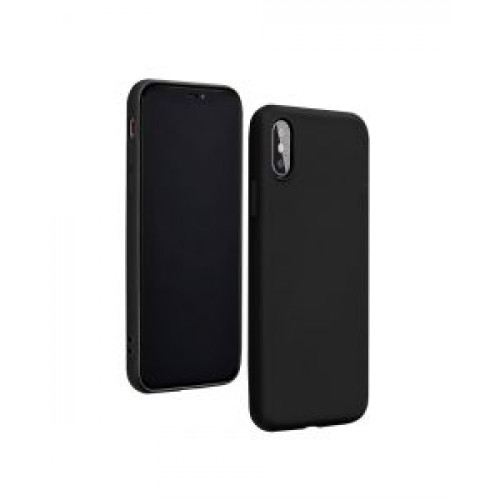 Гръб Forcell Silicone Lite - Huawei P Smart Black
