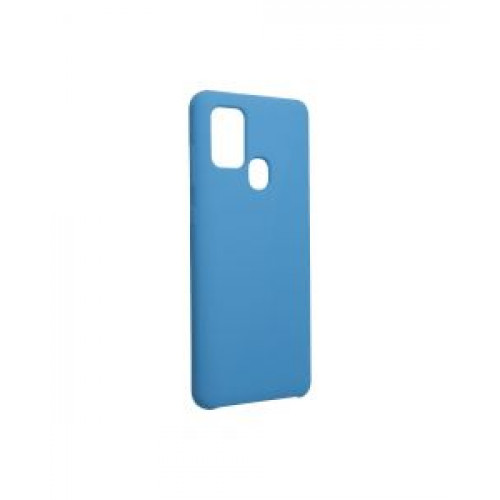 Гръб Forcell Silicone - Samsung Galaxy A21S Blue