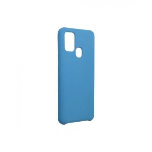Гръб Forcell Silicone - Samsung Galaxy M31 Blue