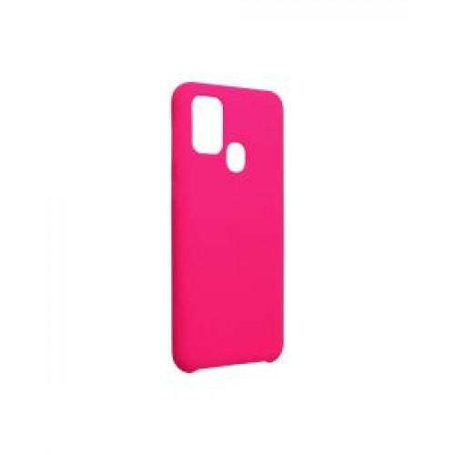 Гръб Forcell Silicone - Samsung Galaxy M31 Pink
