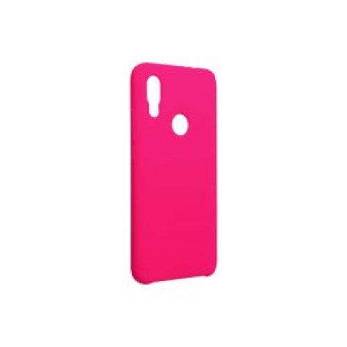 Гръб Forcell Silicone - Xiaomi Redmi 7 Pink