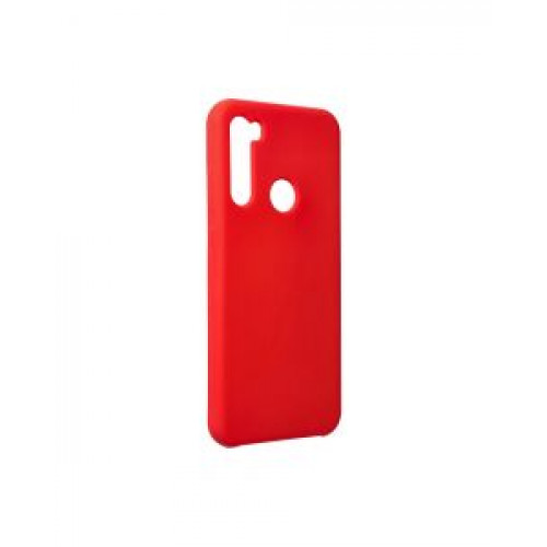 Гръб Forcell Silicone - Xiaomi Redmi Note 8T Red
