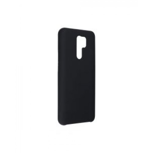 Гръб Forcell Silicone - Xiaomi Redmi 9 Black