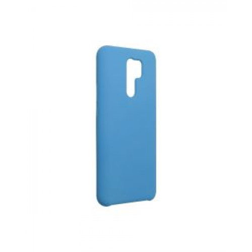 Гръб Forcell Silicone - Xiaomi Redmi 9 Blue