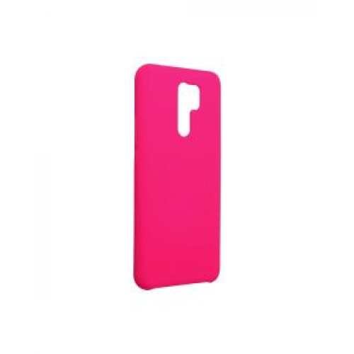 Гръб Forcell Silicone - Xiaomi Redmi 9 Pink