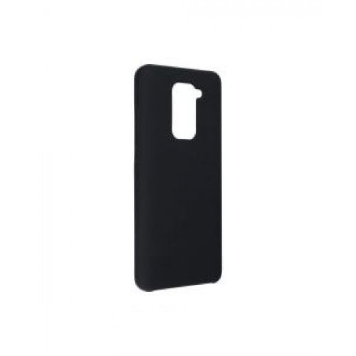 Гръб Forcell Silicone - Xiaomi Redmi Note 9 Black