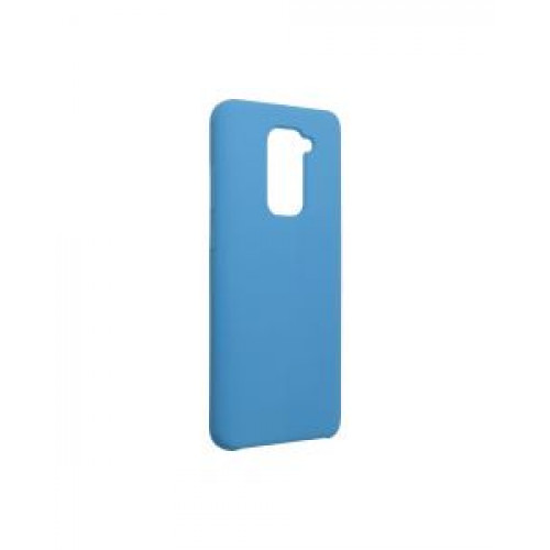 Гръб Forcell Silicone - Xiaomi Redmi Note 9 Blue