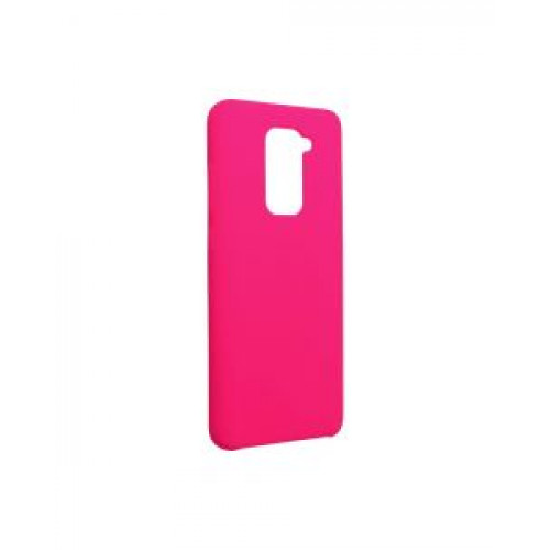 Гръб Forcell Silicone - Xiaomi Redmi Note 9 Pink
