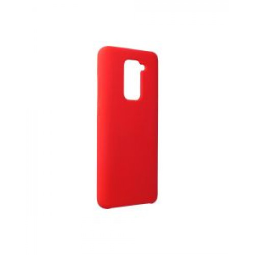 Гръб Forcell Silicone - Xiaomi Redmi Note 9 Red
