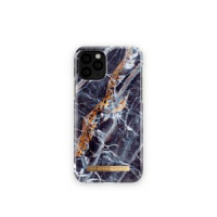 Гръб iDeal of Sweden - Apple iPhone 11 Pro Midnight Blue Marble
