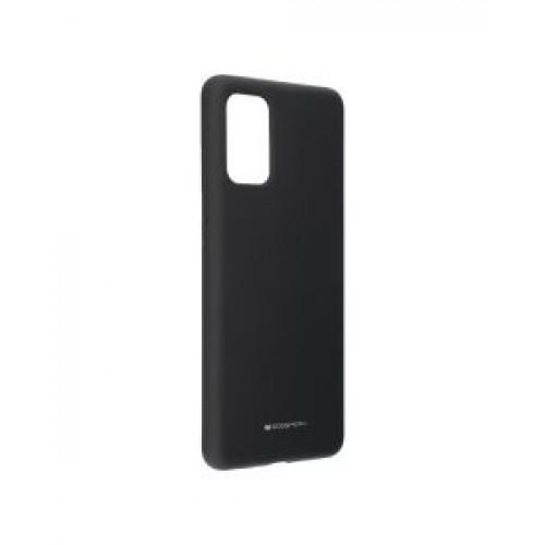 Гръб Mercury Silicone - Samsung Galaxy Note 20 Ultra 5G Black