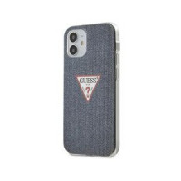 Гръб Original GUESS - Apple iPhone 12 Navy