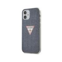 Гръб Original GUESS - Apple iPhone 12 Pro Navy
