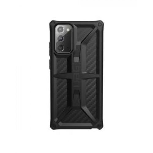 Гръб Urban Armor Gear Monarch - Samsung Galaxy Note 20 Carbon Fiber