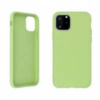 Биоразградим Гръб Forcell BIO Zero Waste Case За Samsung Galaxy S21+ Green