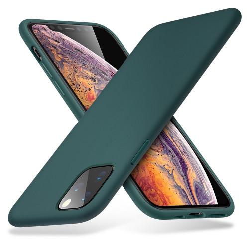 Гръб ESR Yippee - Apple iPhone SE 2020 - зелен