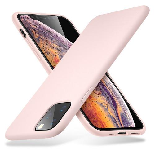 Гръб ESR Yippee - Apple iPhone SE 2020 - розов