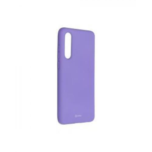 Гръб Roar Colorful Jelly -  Huawei P30 Purple