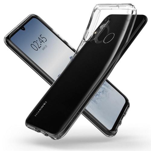 Гръб SPIGEN Liquid Crystal Case - Huawei P30 Pro прозрачен