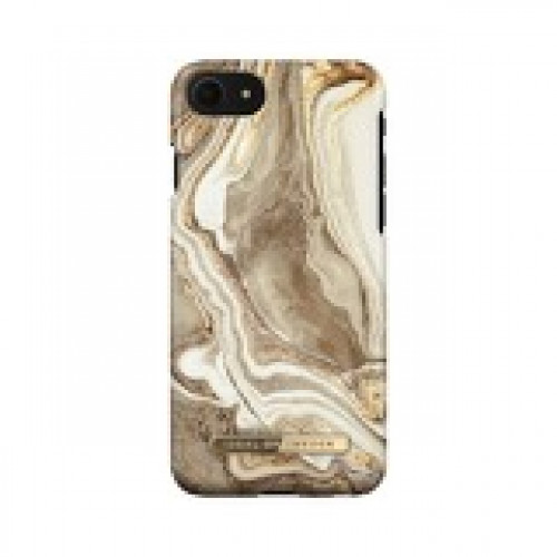 Гръб iDeal of Sweden - Apple iPhone SE Golden Sand Marble