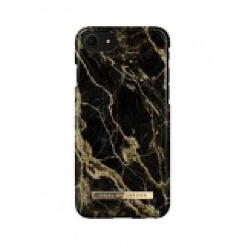 Гръб iDeal of Sweden - Apple iPhone SE Golden Smoke Marble