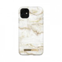 Гръб iDeal of Sweden - Apple iPhone 11 Golden Pearl Marble