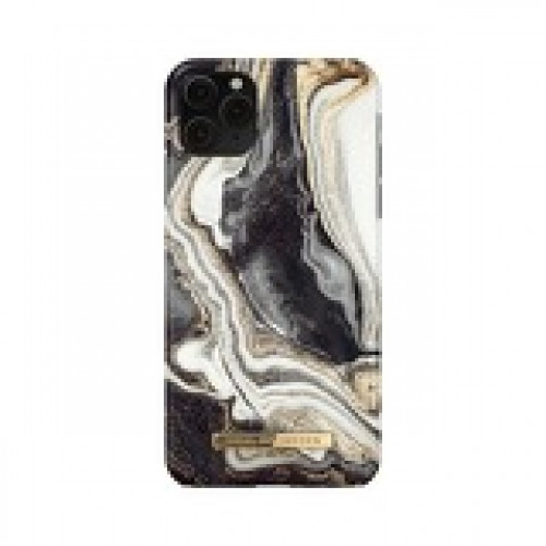 Гръб iDeal of Sweden - Apple iPhone SE Golden Ash Marble