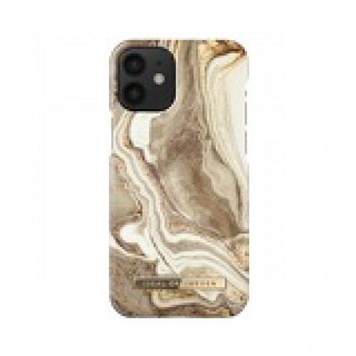 Гръб iDeal of Sweden - Apple iPhone 12 Pro Golden Sand Marble
