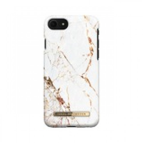 Гръб iDeal of Sweden - Apple iPhone SE Carrara gold