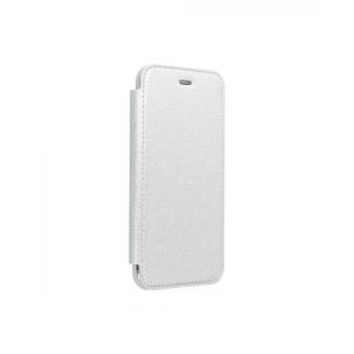 Калъф Forcell ELECTRO BOOK - Samsung Galaxy Note 20 Silver