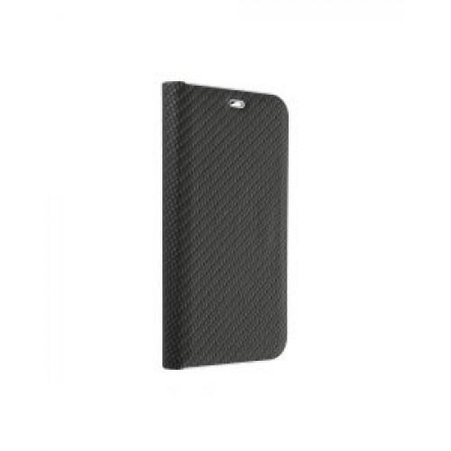 Калъф Luna Carbon  - Huawei P Smart Black