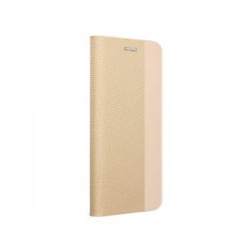 Калъф SENSITIVE Book  - Huawei P Smart Gold