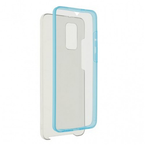 360 Full Cover case PC + TPU - Samsung Galaxy S21+ Blue
