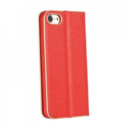 Калъф Luna Book - Xiaomi Mi 11 Red
