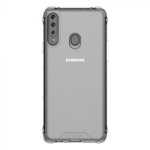 Гръб ARAREE Mach - Samsung Galaxy A20S Transperant