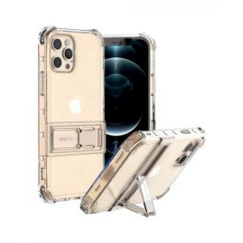 Гръб ARAREE Mach Stand - Apple iPhone 12 Glitter