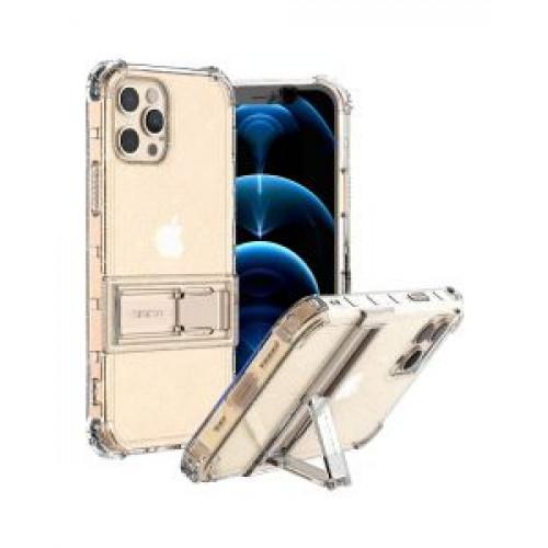 Гръб ARAREE Mach Stand  - Apple iPhone 12 Pro Max Glitter