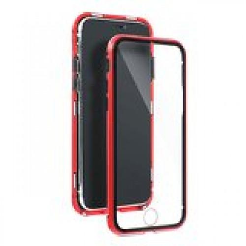 Калъф Magneto Case - Apple iPhone 12 червен